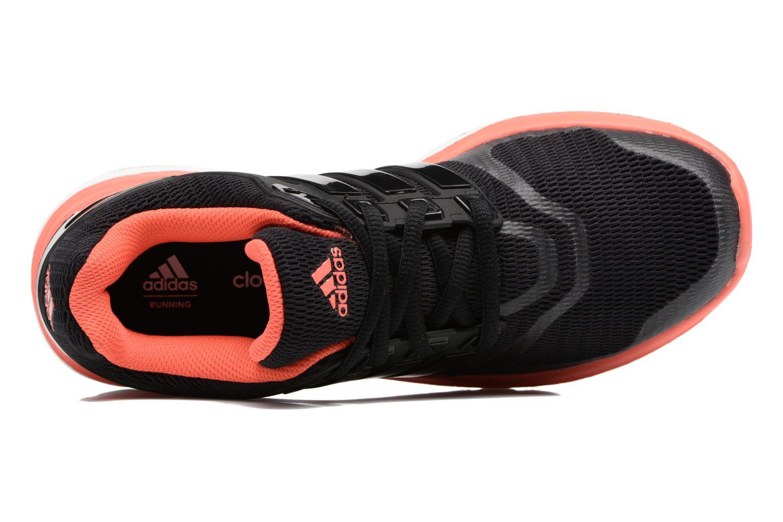 Chaussures de sport Adidas Performance Energy Cloud V Noir vue gauche