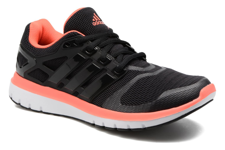 Chaussures de sport Adidas Performance Energy Cloud V Noir vue détail/paire