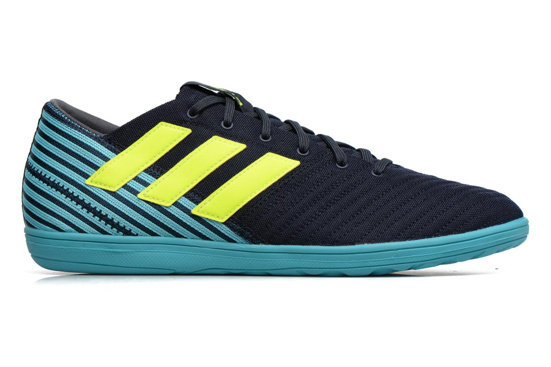 Chaussures de sport Adidas Performance Nemeziz 17.4 In Sala Bleu vue derrière