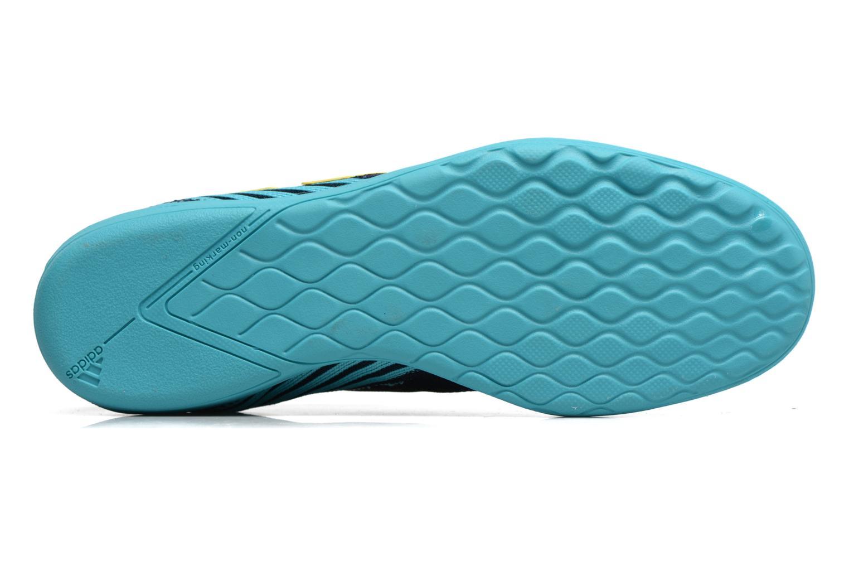 Chaussures de sport Adidas Performance Nemeziz 17.4 In Sala Bleu vue haut