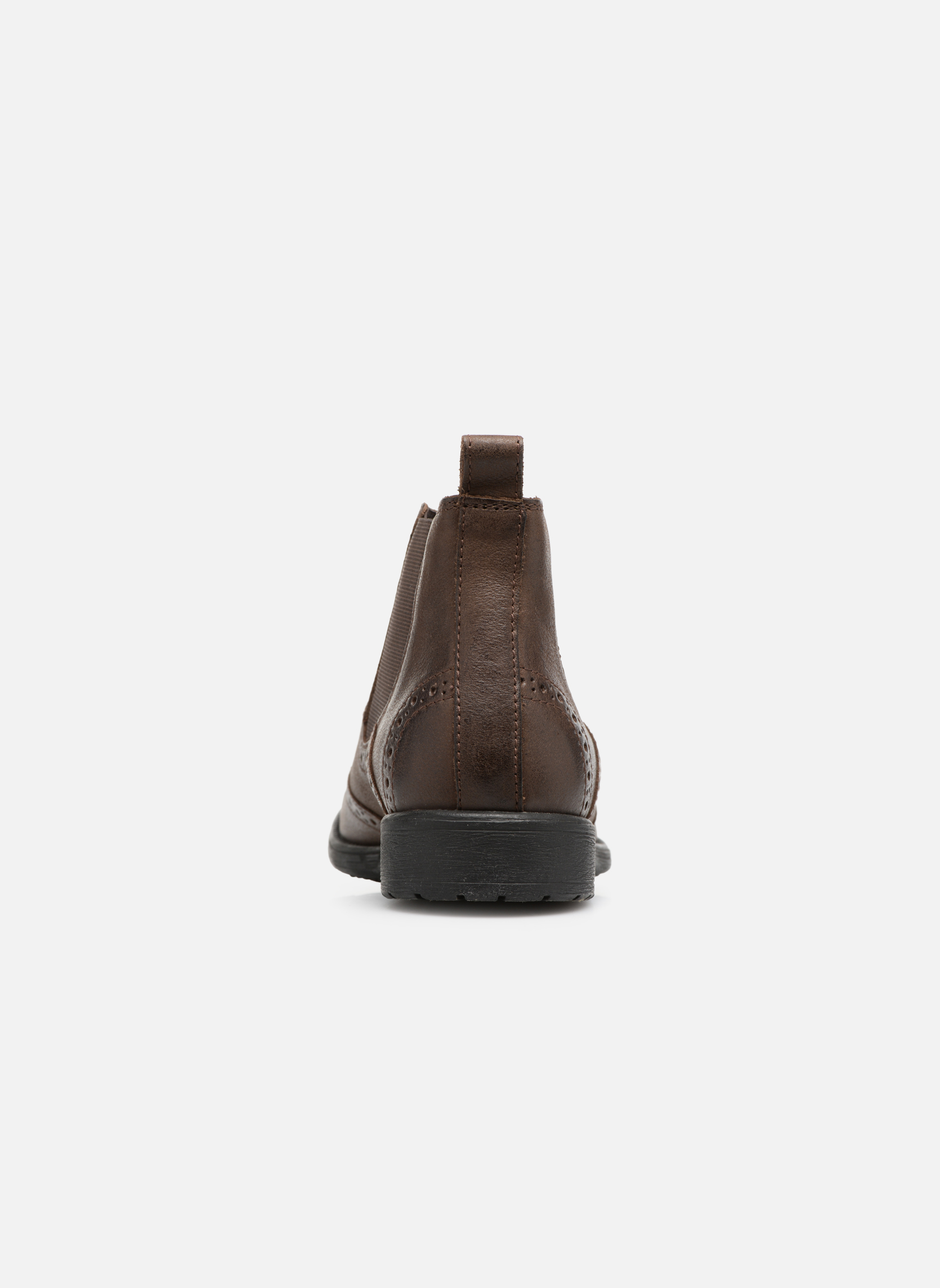 Bottines et boots Geox U Jaylon B U74Y7B Marron vue droite