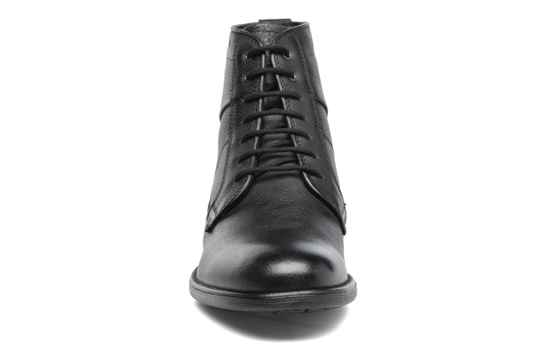 Boots en enkellaarsjes Geox U Jaylon C U74Y7C Zwart model
