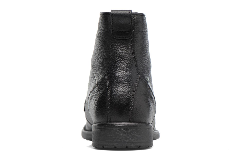 Boots en enkellaarsjes Geox U Jaylon C U74Y7C Zwart rechts