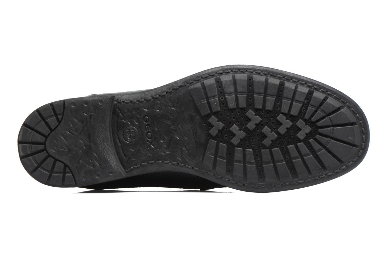 Boots en enkellaarsjes Geox U Jaylon C U74Y7C Zwart boven