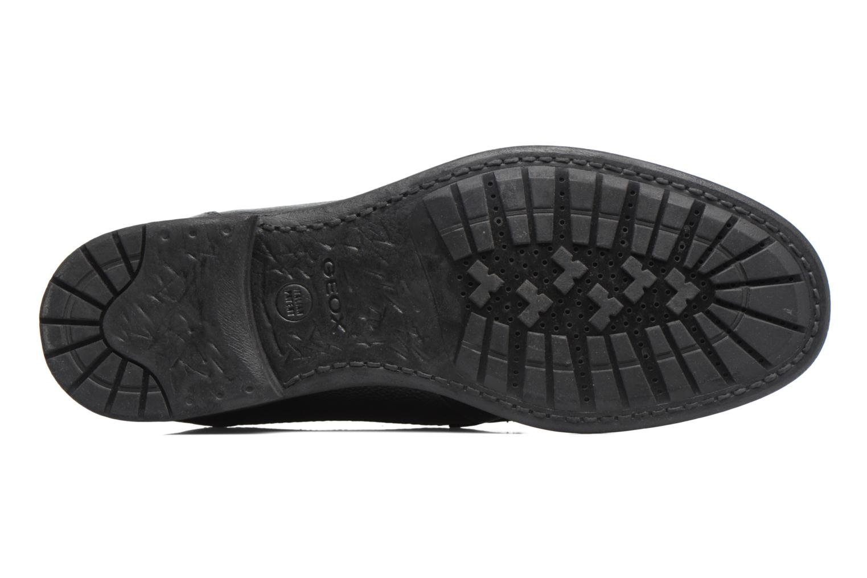 Bottines et boots Geox U Jaylon C U74Y7C Noir vue haut