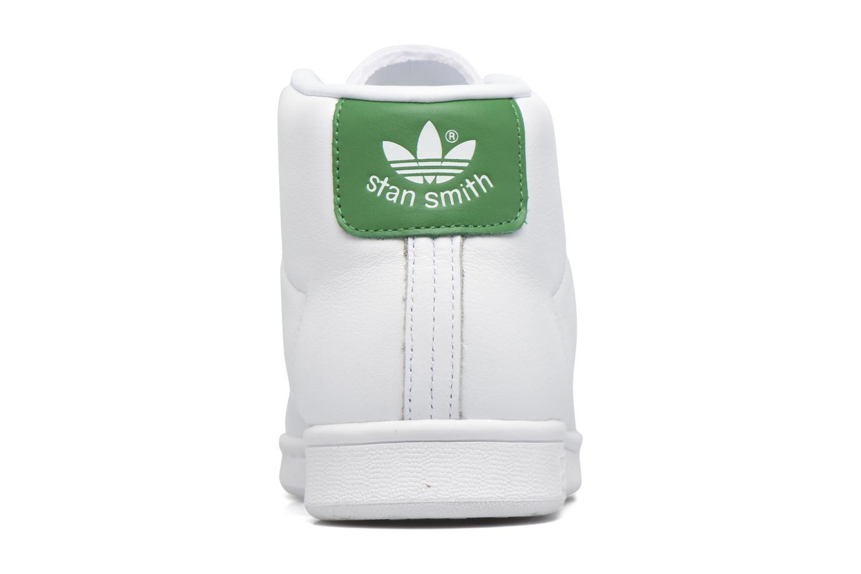 Stan Smith Mid W Ftwbla/Ftwbla/Vert