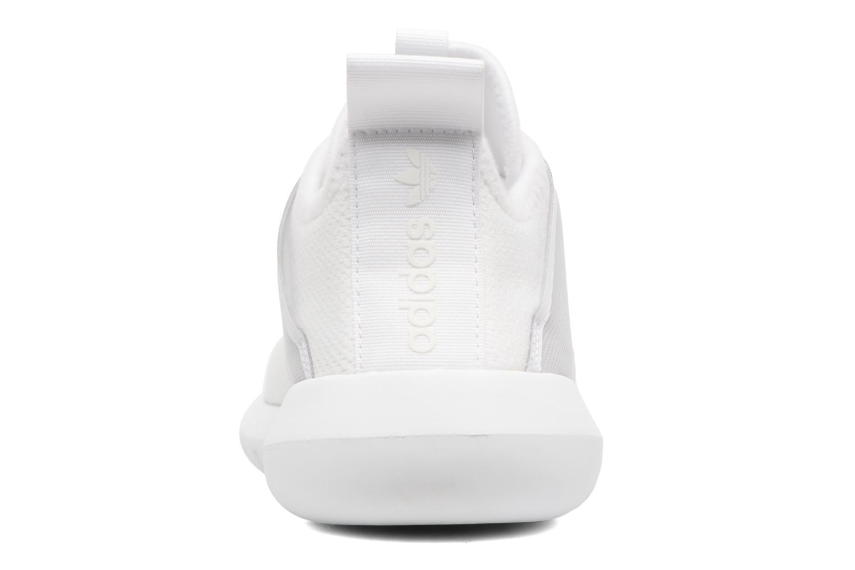 Baskets Adidas Originals Tubular Viral2 W Blanc vue droite