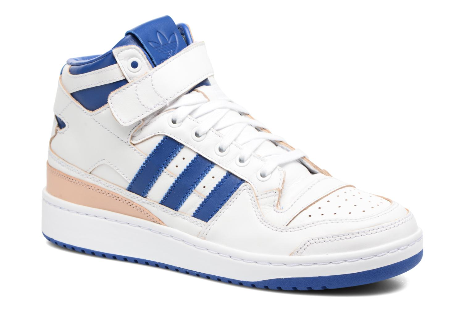 Adidas Originals Forum Mid (Wrap) Blanco ZsDHS8