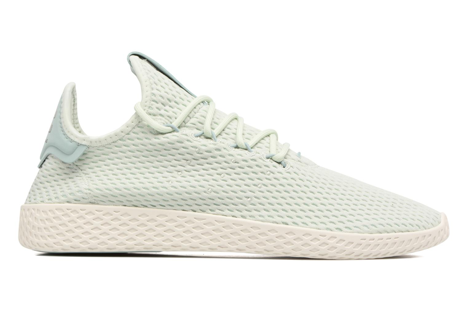 Baskets Adidas Originals Pharrell Williams Tennis Hu Bleu vue derrière