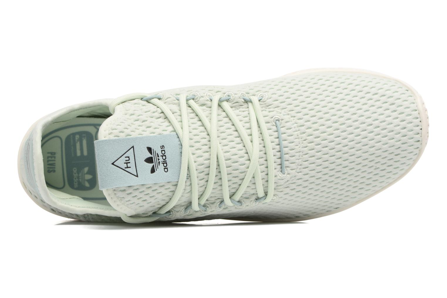 Sneaker Adidas Originals Pharrell Williams Tennis Hu blau ansicht von links