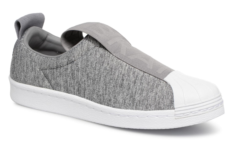 Zapatos promocionales Adidas Originals Superstar Bw3S Slipon W (Gris) - Deportivas   Los zapatos más populares para hombres y mujeres