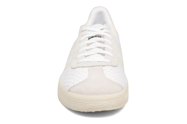 CBLACK/CBLACK/OWHITE Adidas Originals Gazelle Pk (Noir)