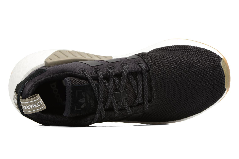 Sneaker Adidas Originals Nmd_R2 schwarz ansicht von links