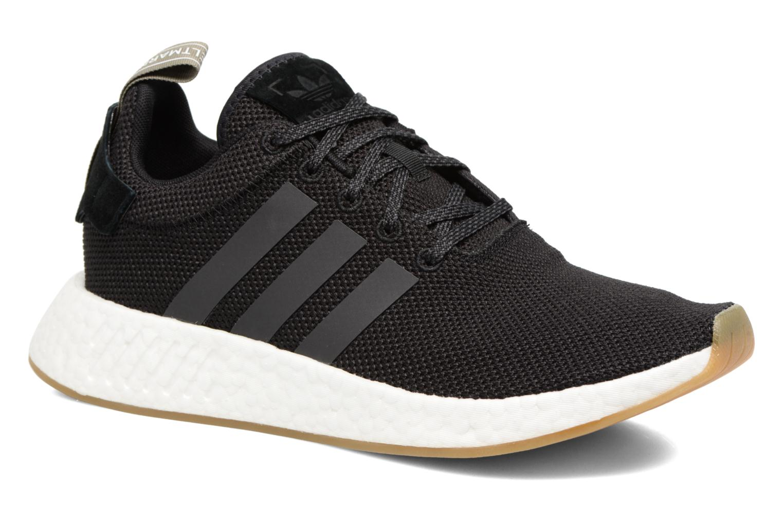 Ftwbla/Ftwbla/Ftwbla Adidas Originals Nmd_R2 (Blanc)