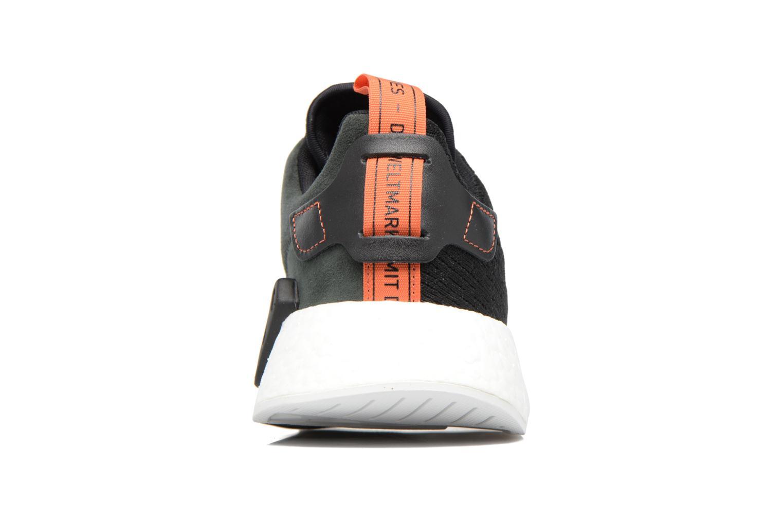Sneaker Adidas Originals Nmd_R2 schwarz ansicht von rechts
