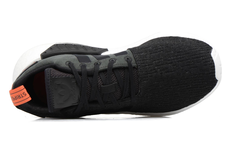 Baskets Adidas Originals Nmd_R2 Noir vue gauche