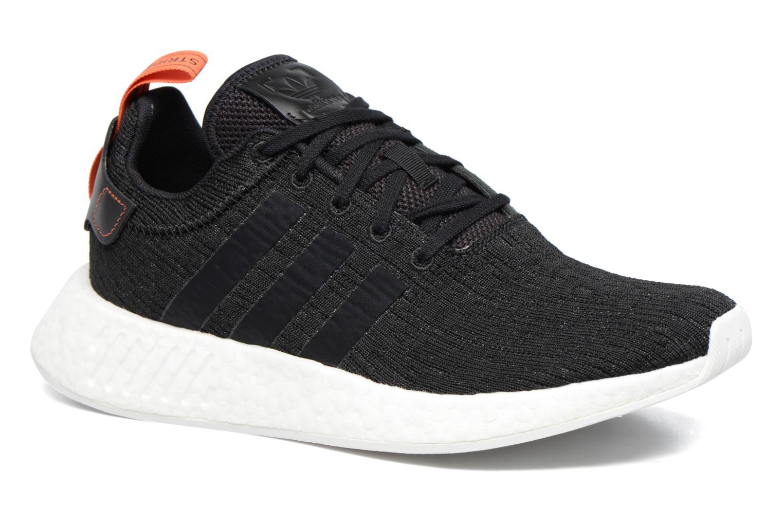 Sneaker Adidas Originals Nmd_R2 schwarz detaillierte ansicht/modell