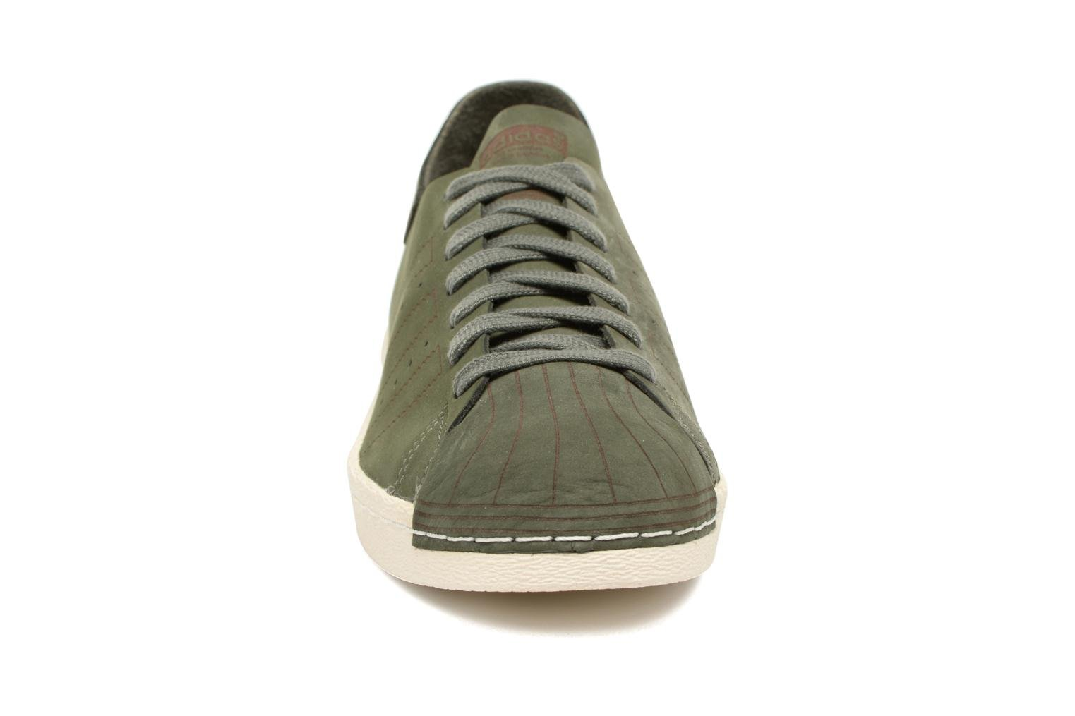 Verbas/Verbas/Rounob Adidas Originals Superstar 80S Decon (Vert)