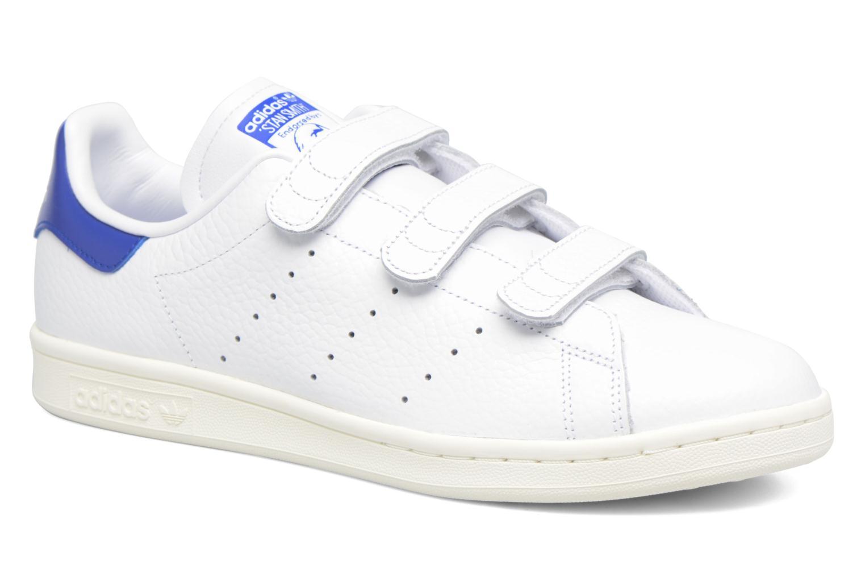 Ftwbla/Ftwbla/Bleecl Adidas Originals Stan Smith Cf M (Blanc)