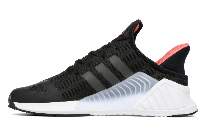 Sneaker Adidas Originals Climacool 02/17 schwarz ansicht von vorne