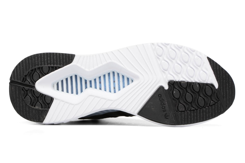Sneaker Adidas Originals Climacool 02/17 schwarz ansicht von oben