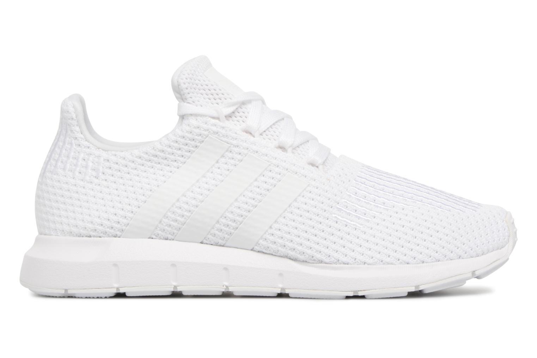 Sneakers Adidas Originals Swift Run W Hvid se bagfra