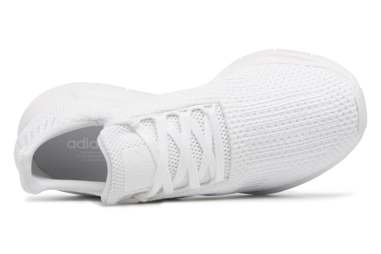 Sneakers Adidas Originals Swift Run W Hvid se fra venstre