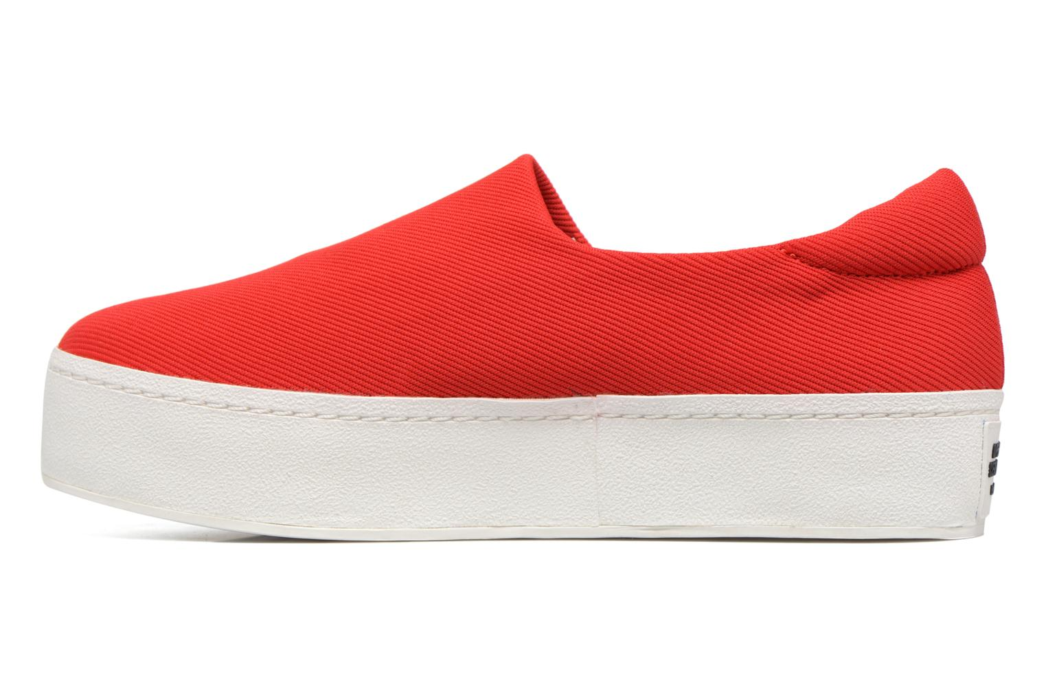 Baskets Opening Ceremony Cici Classic Slip On Rouge vue face