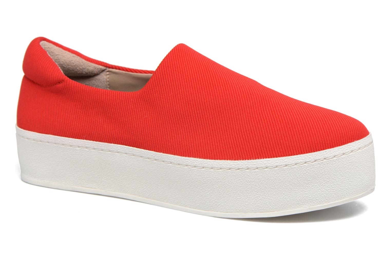 Cici Classic Slip On Tiger Red