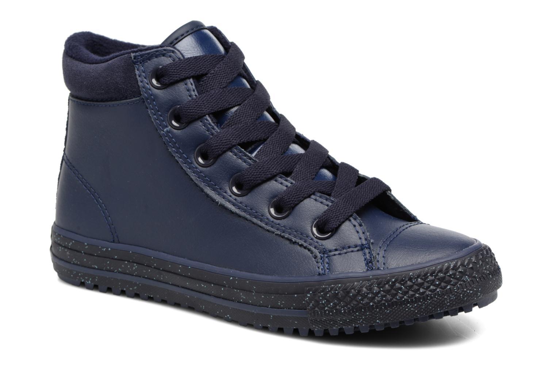 Baskets Converse Chuck Taylor All Star Converse Boot PC Leather Hi Bleu vue détail/paire