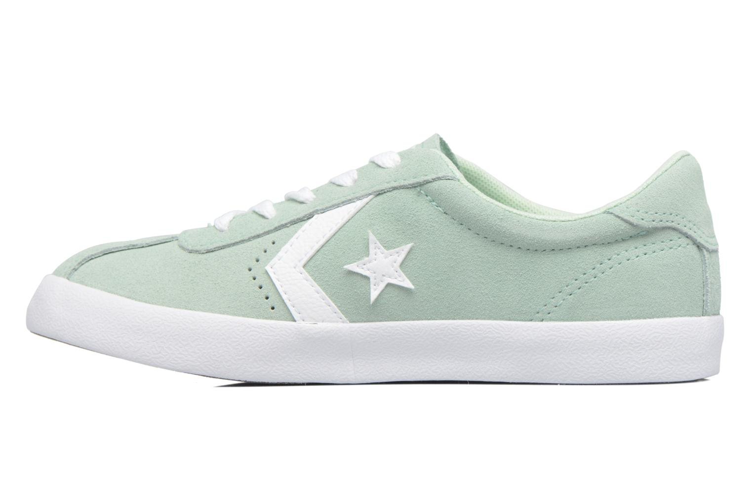 Baskets Converse Breakpoint Suede Ox Vert vue face