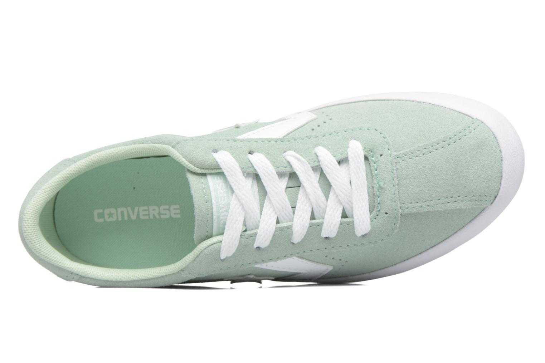 Sneaker Converse Breakpoint Suede Ox grün ansicht von links