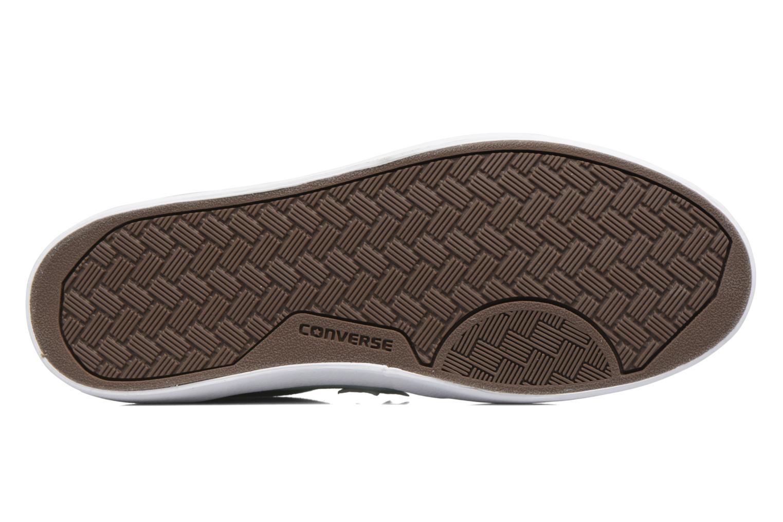 Sneaker Converse Breakpoint Suede Ox grün ansicht von oben