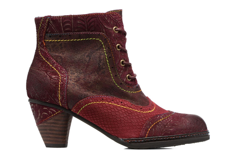 Bottines et boots Laura Vita Alizee 30 Bordeaux vue derrière