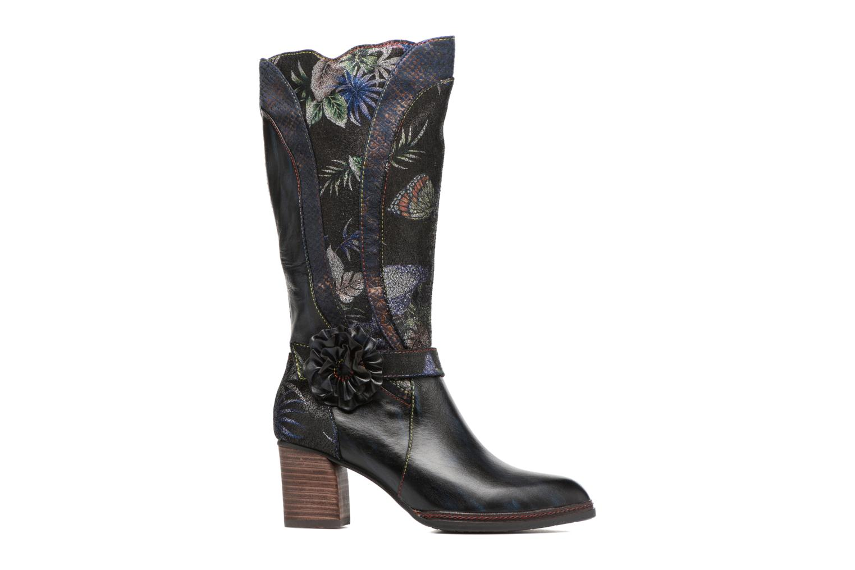 Boots & wellies Laura Vita Celia 02 Blue back view