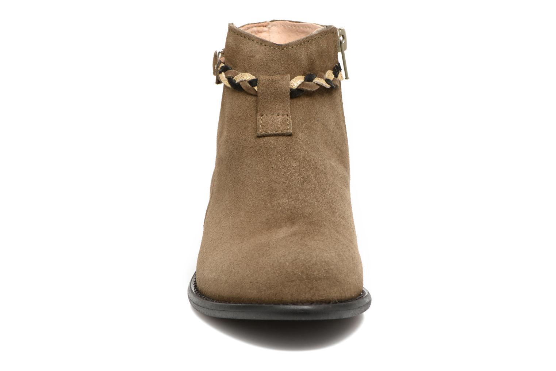 Boots en enkellaarsjes Yep Pietra Groen model