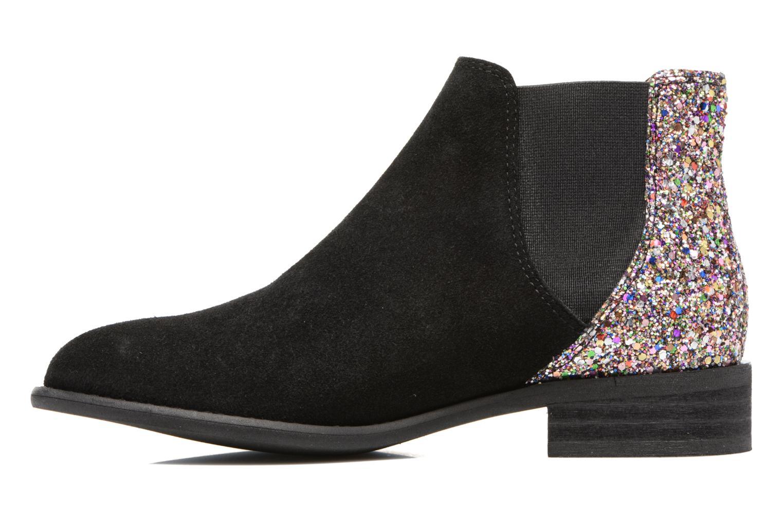 Boots en enkellaarsjes Yep Rachelle Zwart voorkant