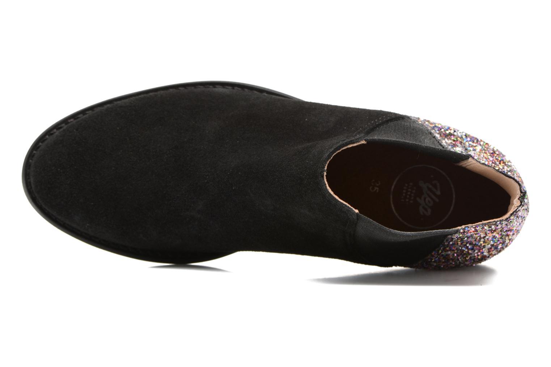 Boots en enkellaarsjes Yep Rachelle Zwart links
