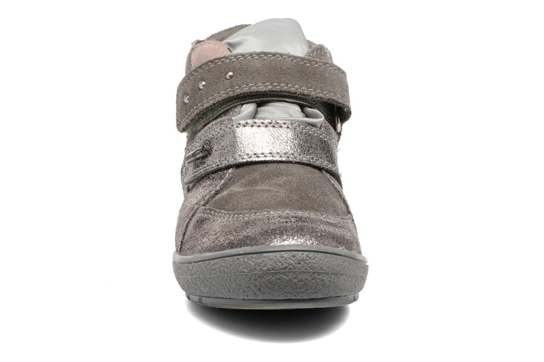 Baskets Primigi Irma Argent vue portées chaussures