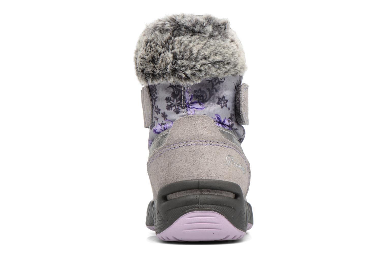 Chaussures de sport Primigi Gigi Gris vue droite