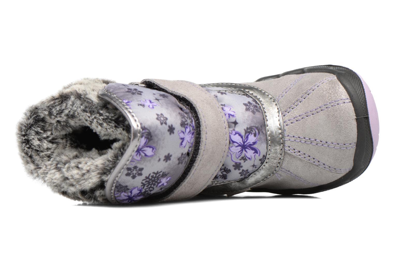 Chaussures de sport Primigi Gigi Gris vue gauche