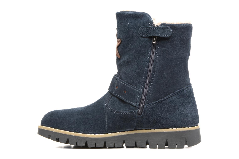 Ankle boots Primigi Ilenia Blue front view