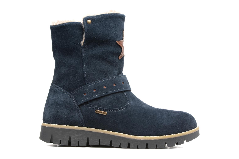 Ankle boots Primigi Ilenia Blue back view