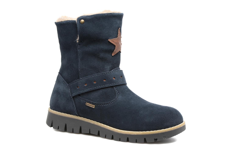 Ankle boots Primigi Ilenia Blue detailed view/ Pair view