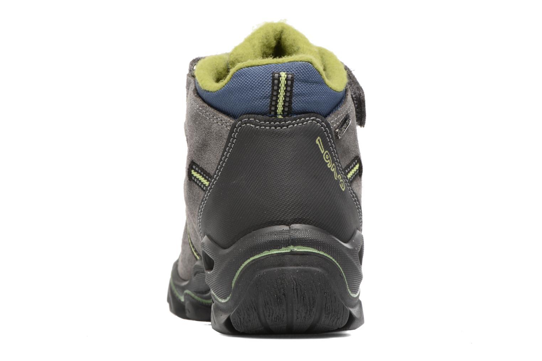Chaussures de sport Primigi Vito Gris vue droite