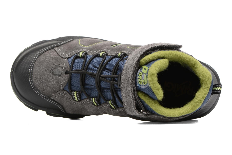 Chaussures de sport Primigi Vito Gris vue gauche