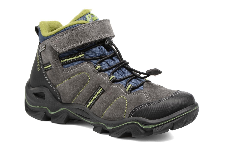 Chaussures de sport Primigi Vito Gris vue détail/paire