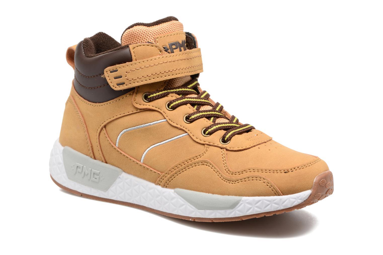 Baskets Primigi Vittorio Marron vue détail/paire