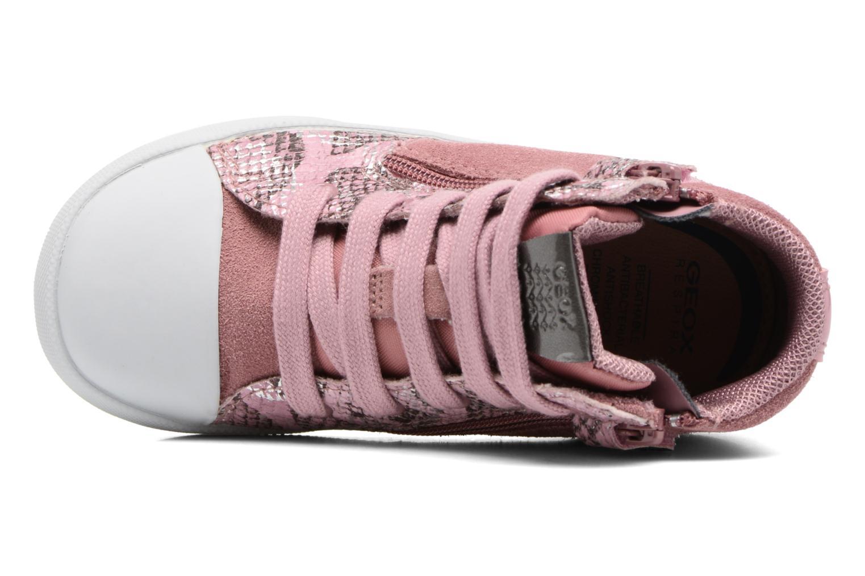 B Kiwi G. A B72D5A Dk Pink/Grey