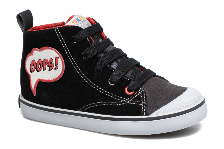 Sneakers Geox B Kiwi B. C B74A7C Nero vedi dettaglio/paio